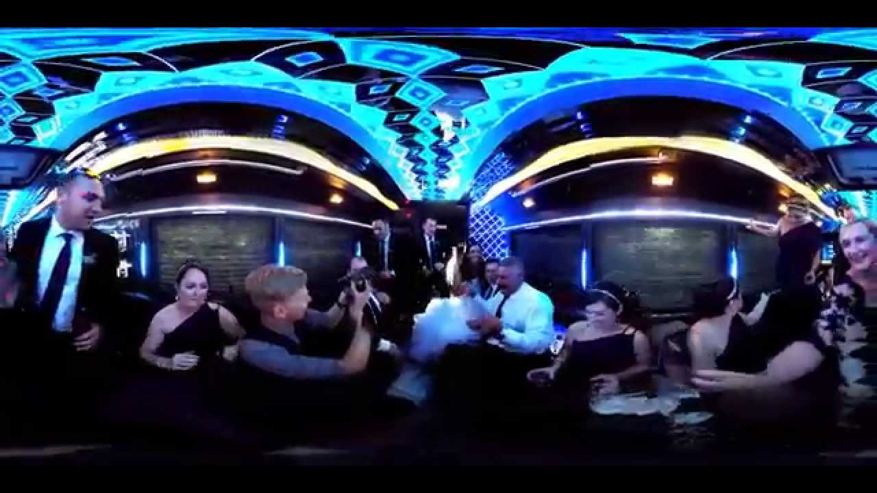 Party Bus 360 - GoPro 360 VR Spherical