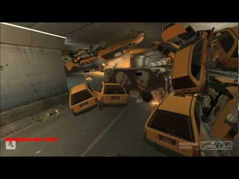 GTA4 DEATH TUNNEL 1080p ©