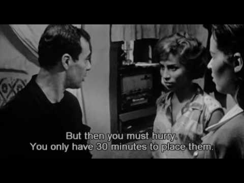 The Battle of Algiers (sequence of bombings) Part A