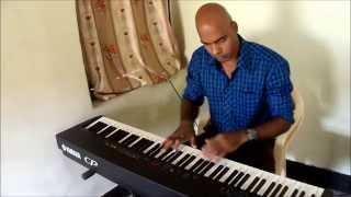 Sajna aa bhi ja (Waisa bhi hota hai) on Piano