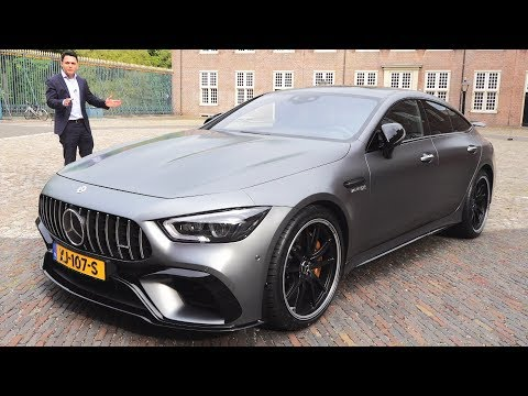 2019 Mercedes AMG GT 4 Door Coupe | GT63S FULL Drive Review 4MATIC + Sound Exhaust Interior Exterior