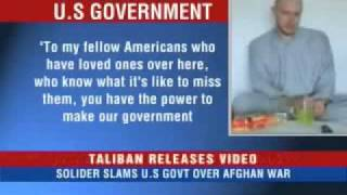 Taliban: Soldier Held In Afghanistan - 23-year-old Bowie Idahoan