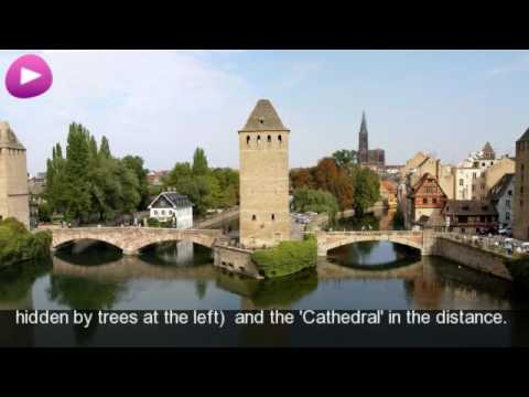 Strasbourg, France Wikipedia Travel Guide Video. Created By Stupeflix.com