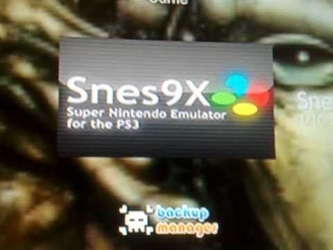 how to get and install snes games on jailbroke ps3 3 41 & 3 55 / Easy guide  part 2