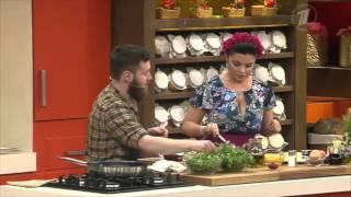 Программа «Время обедать!», Первый канал. Блюда из картофеля
