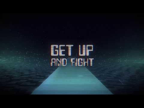 MUSE - Get Up and Fight [Official Lyric Video]