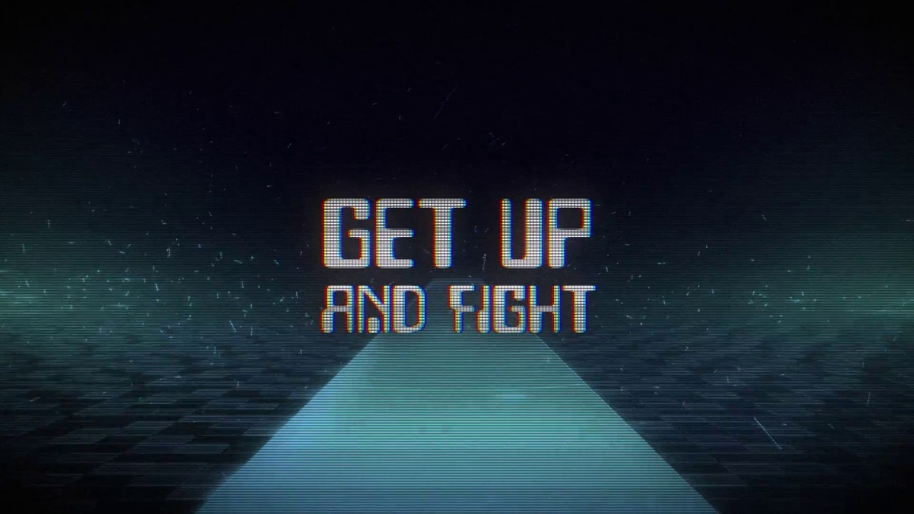 MUSE — Get Up and Fight [Official Lyric Video]