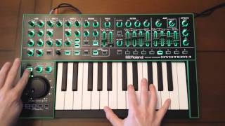 AIRA SYSTEM-1 Sound Bank Volume 2