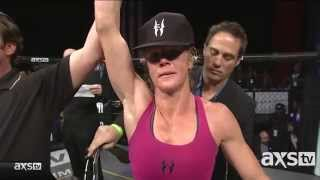 If you didn't know Holly Holm before – upset or totally prepared? AXS TV Congratulates Holly Holm
