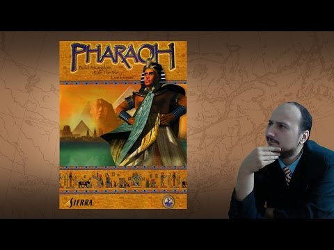 "Gaming History: Pharaoh ""Ancient Egypt done right."""