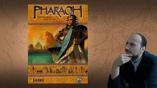"Gaming History: Pharaoh ""Ancient Egypt done right."""