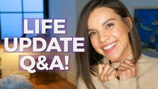 Life Update Q&A! | Ingrid Nilsen