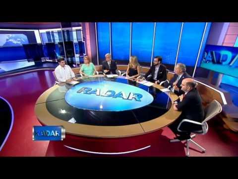 Richard Morales del FAD en Radar TVN Canal 2