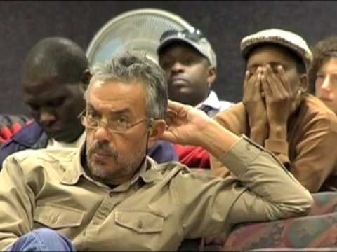 """Jozi Book Fair 2009 """"South African Economy in Crisis"""" Part 1"""