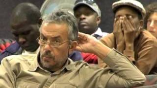 "Jozi Book Fair 2009 ""South African Economy in Crisis"" Part 1"