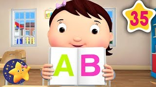 How To Know Your ABCs Song | Fun Learning with LittleBabyBum | NurseryRhymes for Kids