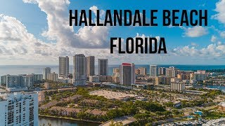 Hallandale Beach, Florida Part 2 | Drone Video 4K