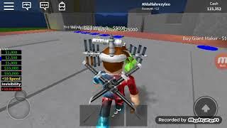 Roblox 2 player tycoon w/ghaissn firas moment lucu