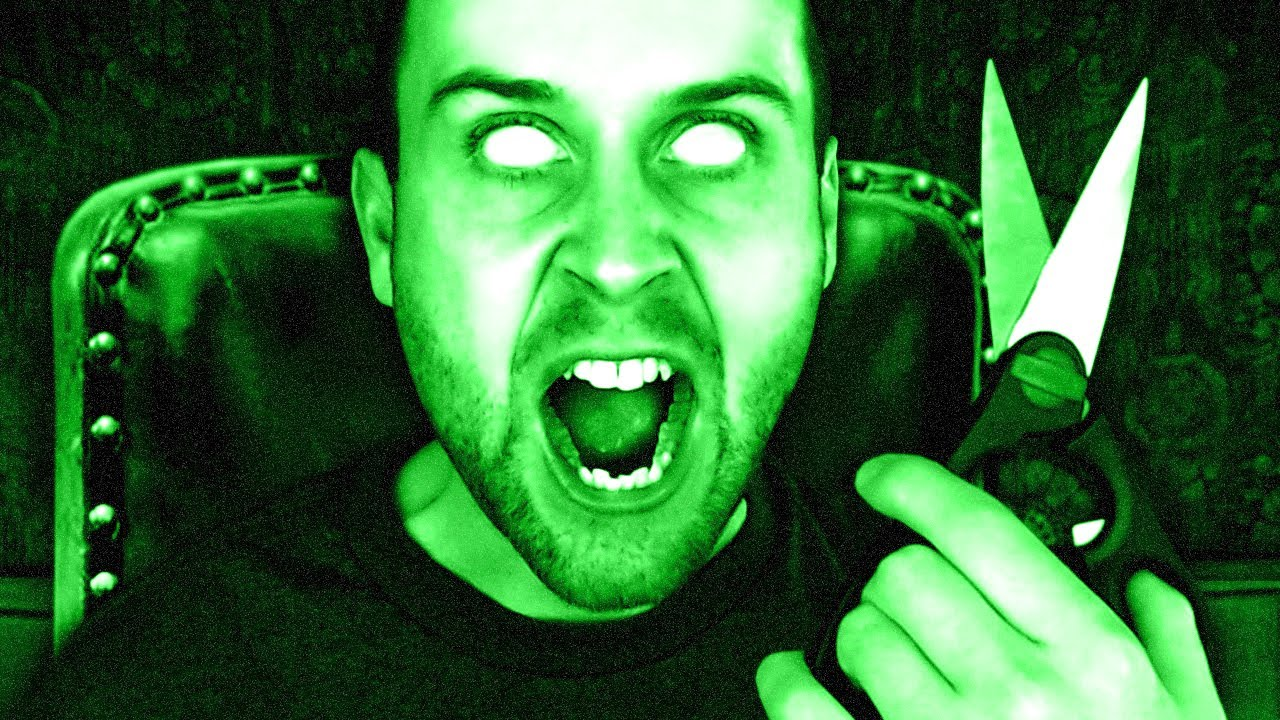GHOST HAIRCUT (The Hidden) by SeaNanners Gaming Channel