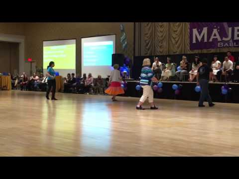 You Let Me Shine Line Dance By Cathy Dacumos @VDE2016