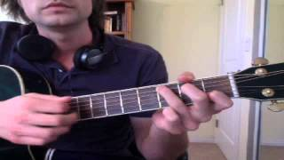 "Guitar Lesson: ""Kingsport Town"" by Bob Dylan -- Chords and Strumming"