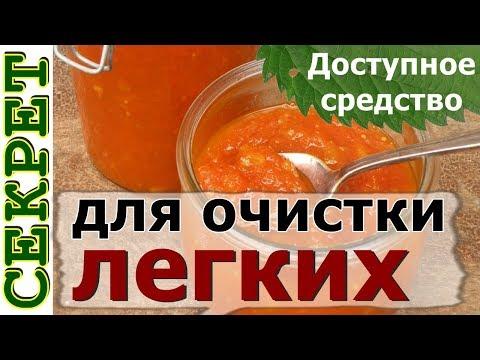 Лучший способ очистить легкие от никотина, мокроты и смол 🥕 Морковный сироп от кашля