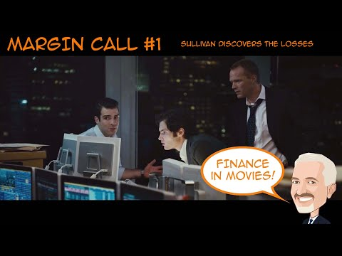 BEST of MARGIN CALL #1- Sullivan discovers the losses