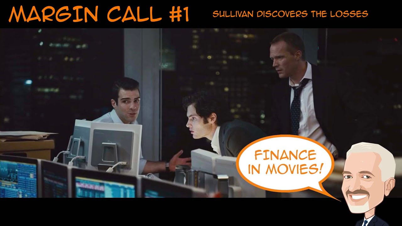 Download BEST of MARGIN CALL #1- Sullivan discovers the losses