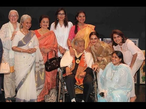 "Shashi Kapoor gets ""DadaSaheb"" Phalke award Moments Watch Out Full Video Coverave!"