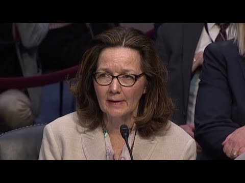 Gina Haspel says CIA would not restart interrogation program