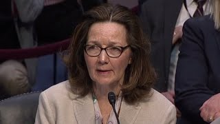 Gina Haspel says CIA would not restart interrogation program