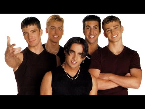Top 10 Boy Bands - YouTube
