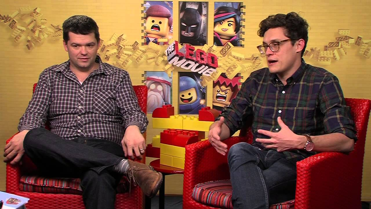 The Lego Movie: Phil Lord & Christopher Miller Exclusive Interviews
