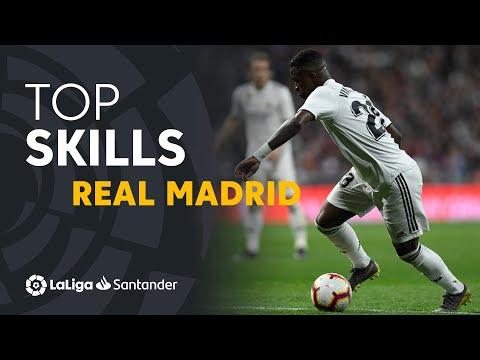 Best Skills Real Madrid LaLiga Santander 2018/2019
