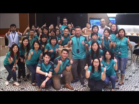 SGX Bull Charge Cares – Season of Giving (December 2016)