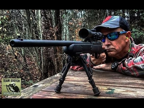 savage 93 22 win magnum rifle review youtube