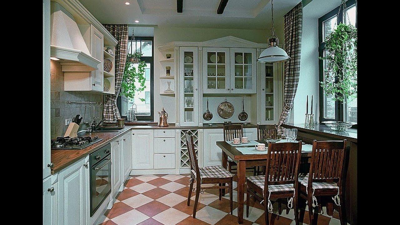 Смотреть дизайн кухни фото в частном доме