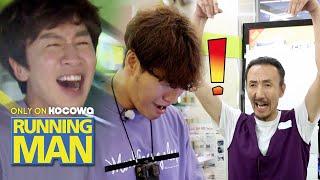 Why Are You Trying So Hard, Kwang Soo's Hero? [Running Man Ep 473]