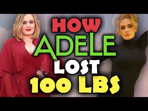 Adele's 100 lbs Weight LOSS || The Sirtfood Diet Explained Is It Right For You?