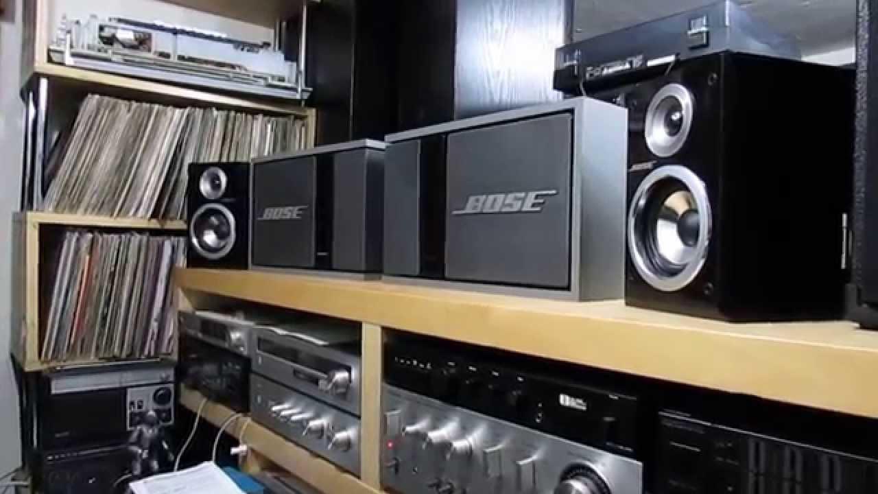 vintage bose speakers. vintage bose speakers 301 series 2 \u0026 60 monitor - youtube vintage bose speakers
