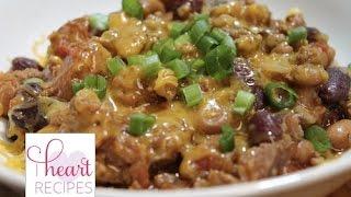 Ultimate Chili Recipe | I Heart Recipes