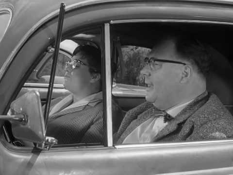 Heinz Erhard & Trude Herr: Die erste Fahrstunde