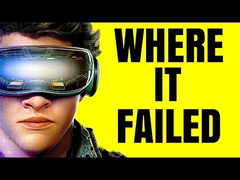 The Problem With Ready Player One
