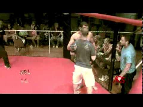 ACSLIVE TV Presents   'Michigan Battle League'  ///MMA///   Erick Lora  vs  Aj Deale