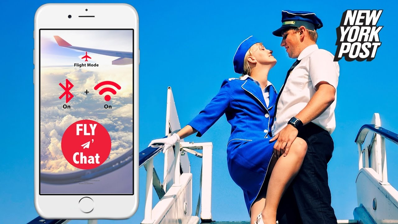 Having Sex On A Plane Has Never Been Easier
