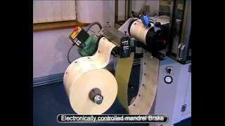 Hot foil printing And Embossing machine - Newfoil Machines Ltd