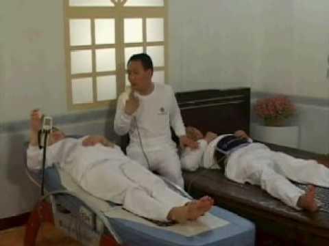 Nuga Best NM-5000 Thermal Massage Bed Manual