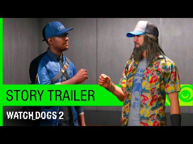 Watch Dogs 2 Video 3