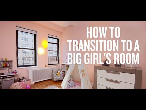 How To Transition A Room From Baby to Big Kid - Ace Hardware