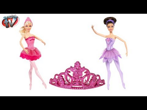 Barbie In The Pink Shoes Target Exclusive Doll Twin Pack Toy Review, Mattel
